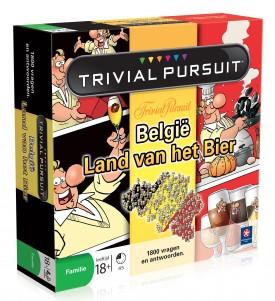 Trivial Pursuit meets Belgische bieren