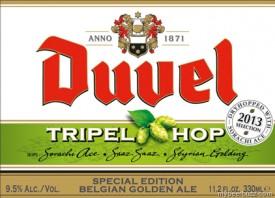 Belofte maakt schuld - Nieuwe editie van Duve Tripel Hop
