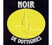 Noir de Dottignies: een zwoele donkeere uit Dottenijs