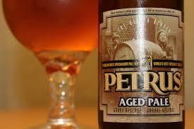Petrus Aged Pale: Bleek en Beendroog