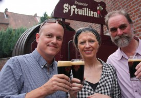 The first Black Saison in Belgium