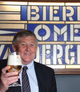 Gouden Bockor Jubileum Marc Moerman