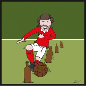 Simply the best - George Best