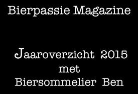 Ben's Jaaroverizcht 2015