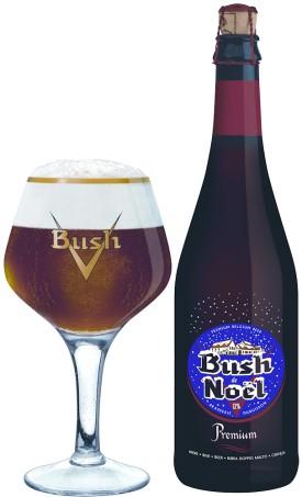 Bush de Noël premium