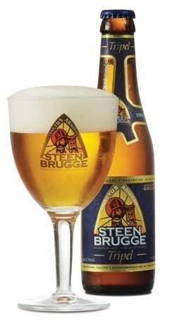 Steenbrugge Tripel Blond