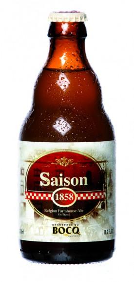 Saison 1858