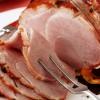 Gekruide beenham met rode uien- en kersensaus en Oude Kriek 3 Fonteinen